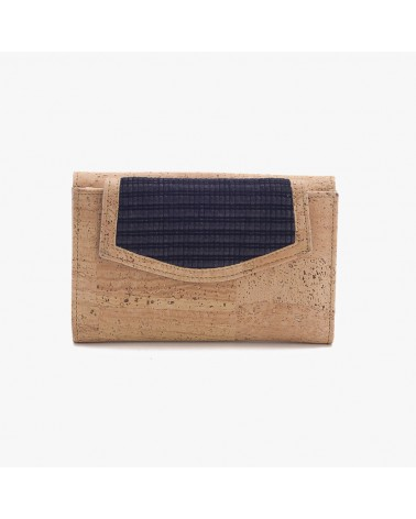 Pure Cork Woman Clutch / Handbag