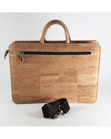 Cork Briefcase